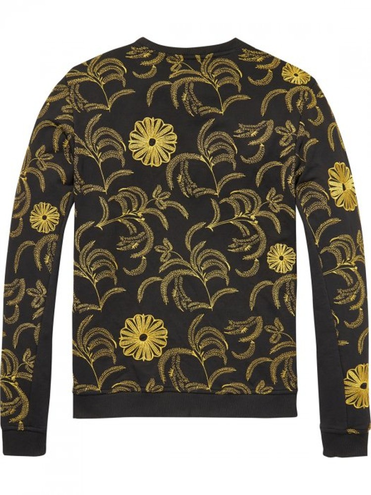 Crew Sweat Gold /