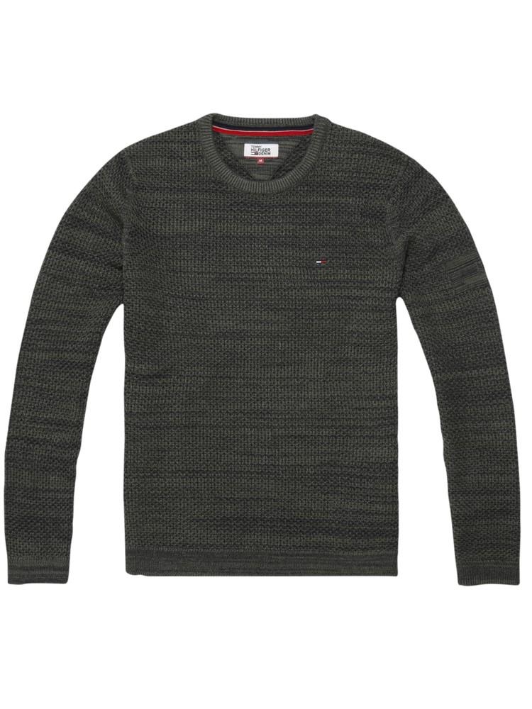 Strikket genser /