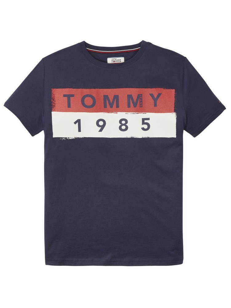 Basic Tee Tommy 1985 /