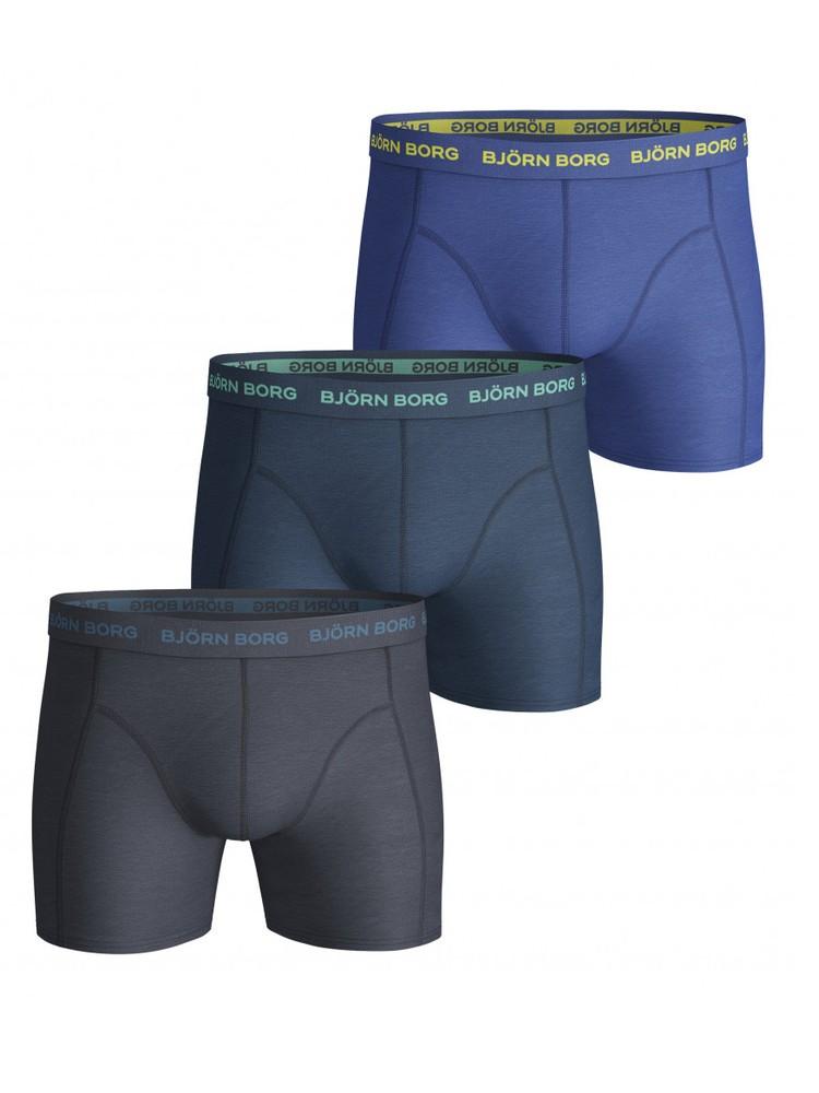 Boxershorts 3-pk /
