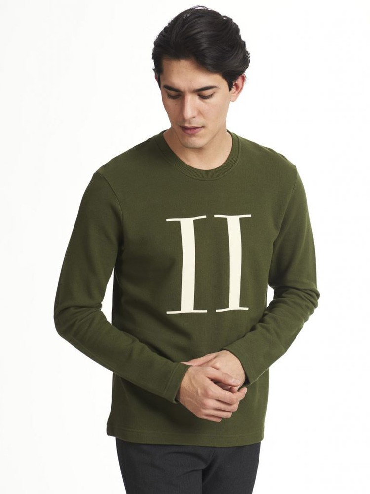 Pique Encore Sweatshirt /